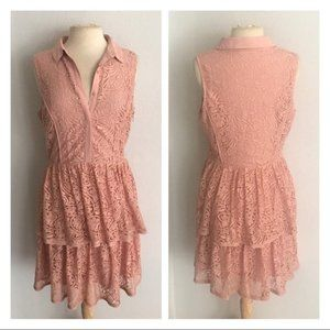 CLOSET CLOSING The Addison Story lace dress